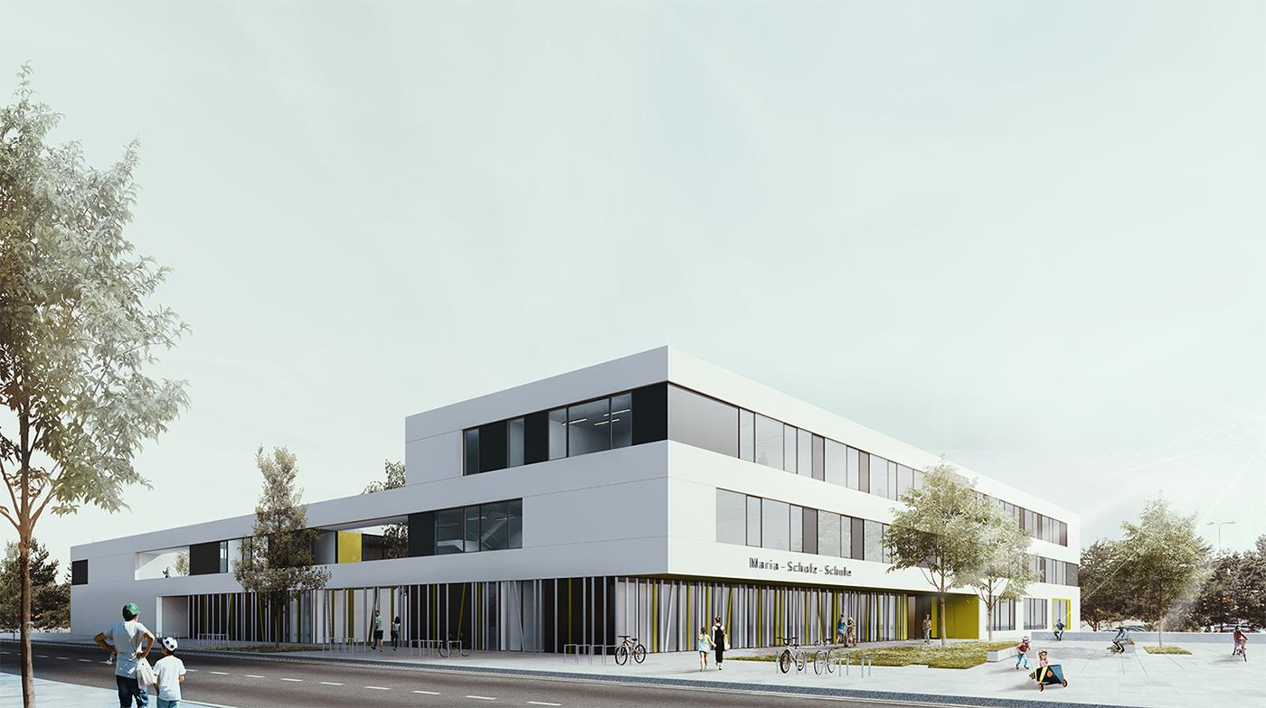 Architekten Bad Homburg scholz schule bad homburg tr architekten tilicke rössing
